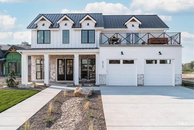 6707 Big Wood Way, Star, ID 83669 (MLS #98812432) :: Bafundi Real Estate