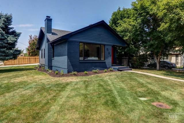 591 S Garden Street, Boise, ID 83705 (MLS #98813327) :: Haith Real Estate Team