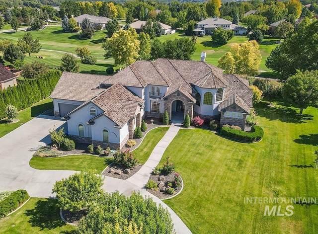 6948 N Spurwing Way, Meridian, ID 83646 (MLS #98816712) :: Boise Home Pros