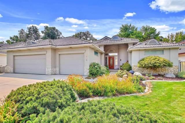 4715 North Savannah Lane, Garden City, ID 83714 (MLS #98817215) :: Story Real Estate