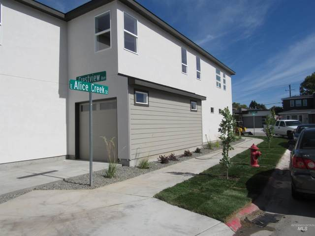 95 S Snead Avenue, Eagle, ID 83616 (MLS #98817809) :: First Service Group