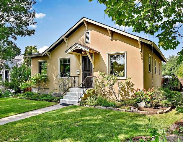 2204 W Bannock St, Boise, ID 83702 (MLS #98818344) :: Team One Group Real Estate