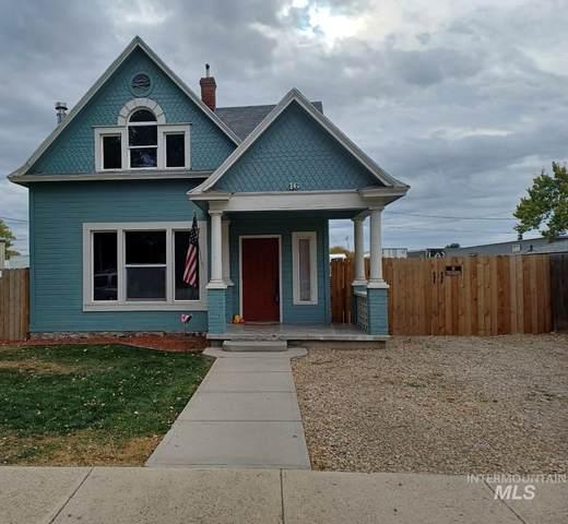 16 9th Ave. N., Nampa, ID 83687 (MLS #98818483) :: Bafundi Real Estate