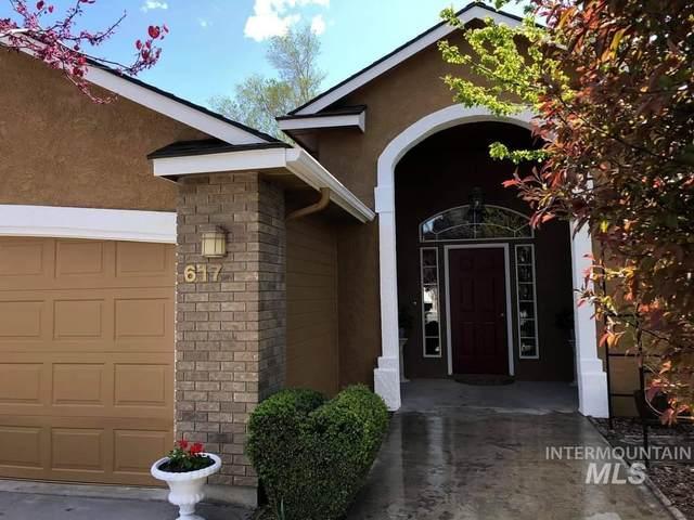 617 Cornwall Way, Fruitland, ID 83619 (MLS #98818948) :: Story Real Estate