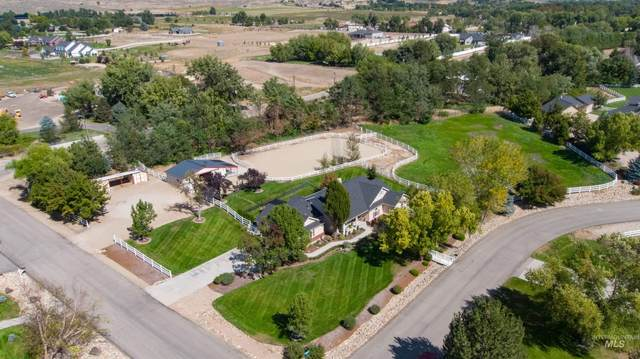 454 W Sutter Dr, Eagle, ID 83616 (MLS #98819823) :: Juniper Realty Group