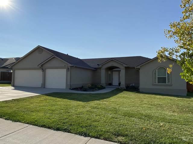 265 Ne Greystone Loop, Mountain Home, ID 83647 (MLS #98820175) :: Beasley Realty