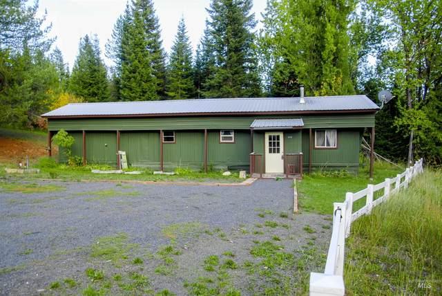 300 Walker Rd, Pierce, ID 83546 (MLS #98820482) :: Michael Ryan Real Estate