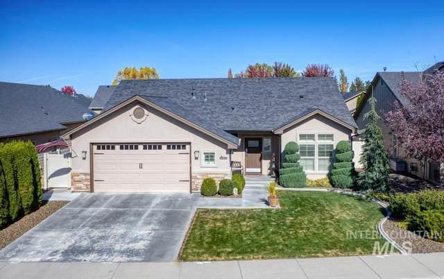 2302 E Lochmeadow Court, Meridian, ID 83646 (MLS #98821670) :: Own Boise Real Estate