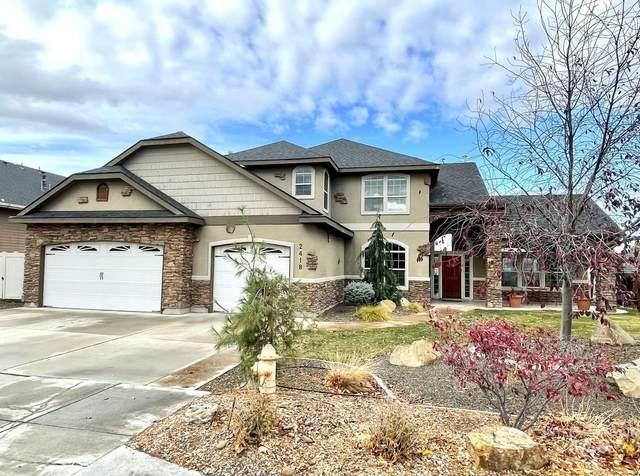 2418 W Miller Pl, Nampa, ID 83686 (MLS #98822003) :: Navigate Real Estate