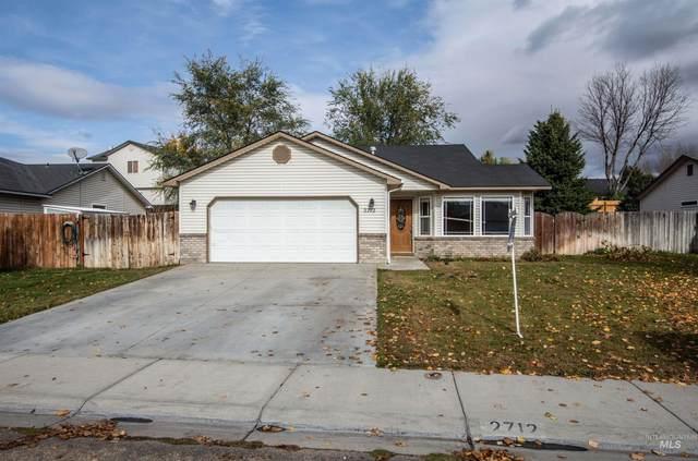 2712 Muskrat Avenue, Nampa, ID 83687 (MLS #98822377) :: Own Boise Real Estate
