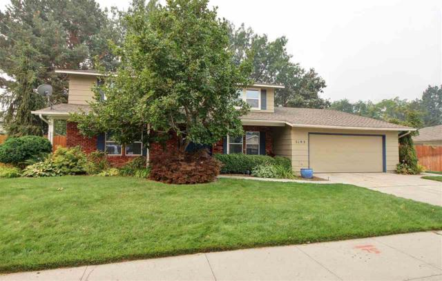 3193 S Raindrop Dr, Boise, ID 83706 (MLS #98666504) :: We Love Boise Real Estate