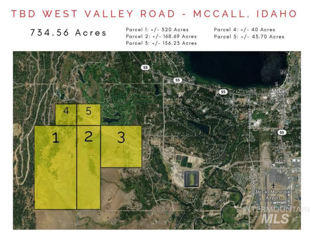 TBD West Valley Road, Mccall, ID 83638 (MLS #98707671) :: Full Sail Real Estate