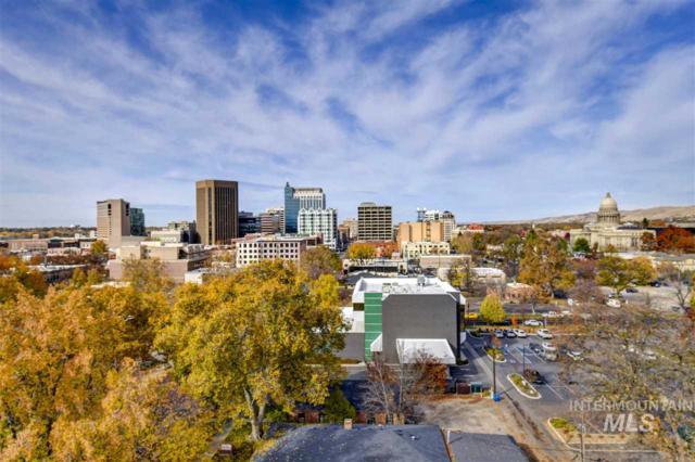 200 N 3rd Street #1006, Boise, ID 83702 (MLS #98711701) :: Jon Gosche Real Estate, LLC