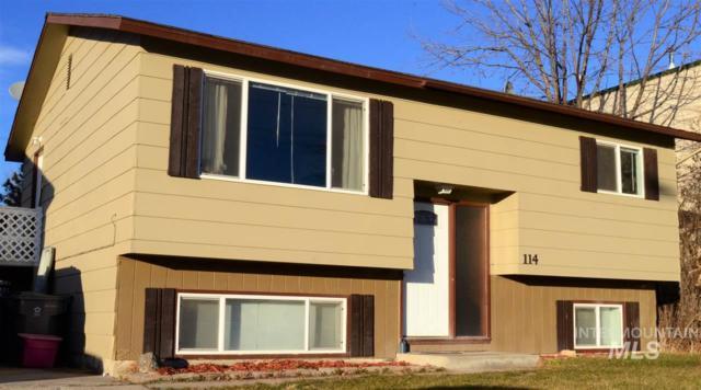 114 W Main St., Middleton, ID 83644 (MLS #98715760) :: Alves Family Realty