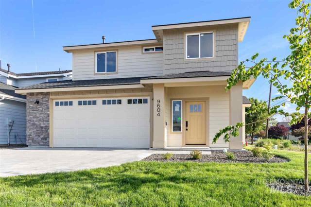 9604 De Witt, Boise, ID 83704 (MLS #98720984) :: Jon Gosche Real Estate, LLC