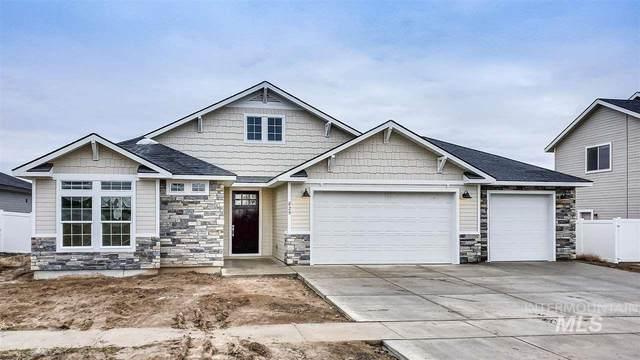 825 Sunshine Drive, Twin Falls, ID 83301 (MLS #98725078) :: Boise River Realty