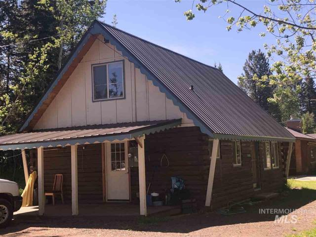 1650 Warren Wagon, Mccall, ID 83638 (MLS #98725578) :: Alves Family Realty