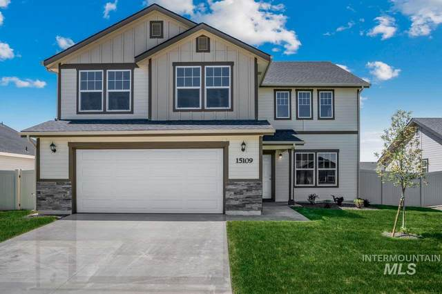 15109 N Bonelli Avenue, Nampa, ID 83651 (MLS #98729305) :: Navigate Real Estate