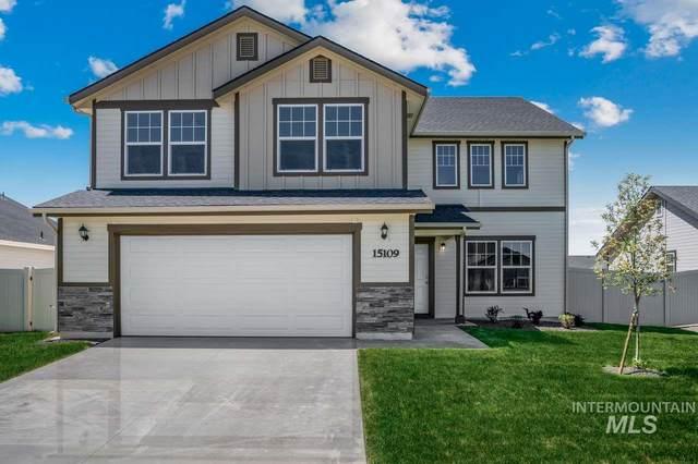 15109 N Bonelli Avenue, Nampa, ID 83651 (MLS #98729305) :: Jon Gosche Real Estate, LLC