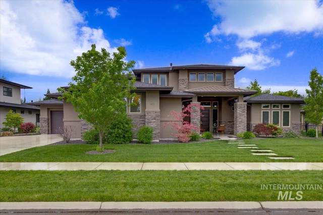 403 W Water Vista Dr, Eagle, ID 83616 (MLS #98729857) :: Jon Gosche Real Estate, LLC