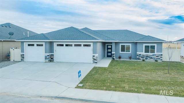 605 Canyon Crest Drive West, Twin Falls, ID 83301 (MLS #98734824) :: Full Sail Real Estate