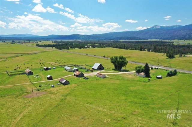 10948 Highway 55, Cascade, ID 83611 (MLS #98736037) :: Team One Group Real Estate