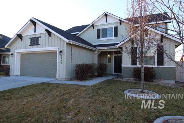 1799 Prairie View Way, Middleton, ID 83644 (MLS #98736064) :: Adam Alexander