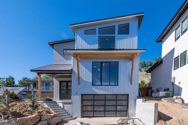 420 Sherman, Boise, ID 83702 (MLS #98760822) :: Michael Ryan Real Estate