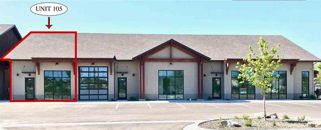 12 N Echohawk Way #105, Eagle, ID 83616 (MLS #98761472) :: Jon Gosche Real Estate, LLC