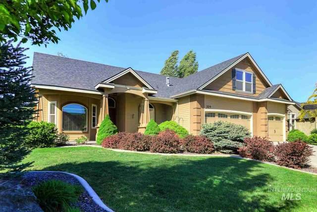 329 Alexis Loop, Nampa, ID 83686 (MLS #98765731) :: Boise River Realty
