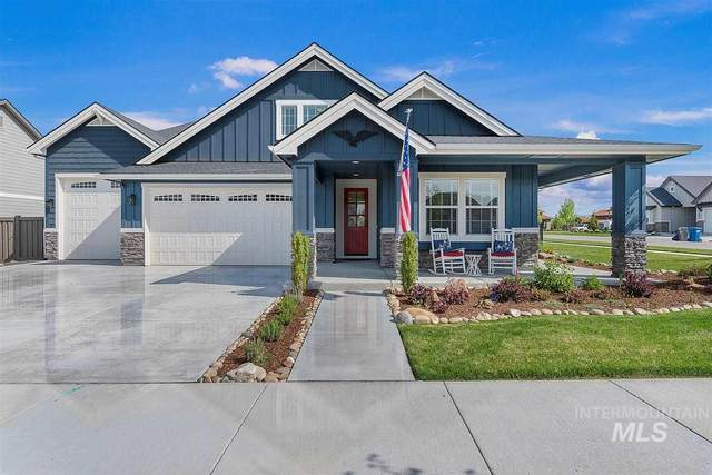 5244 W Piaffe Street, Eagle, ID 83616 (MLS #98766124) :: Boise River Realty