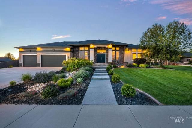 3758 W Daisy Creek St, Meridian, ID 83642 (MLS #98766472) :: Build Idaho