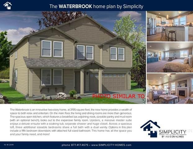 11851 W Sailing Hawk Dr, Star, ID 83669 (MLS #98766717) :: Story Real Estate