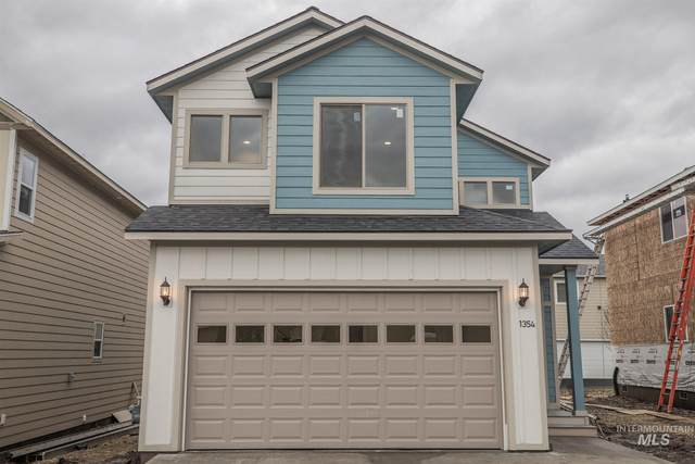 1354 Indian Hills, Moscow, ID 83843 (MLS #98788334) :: The Bean Team