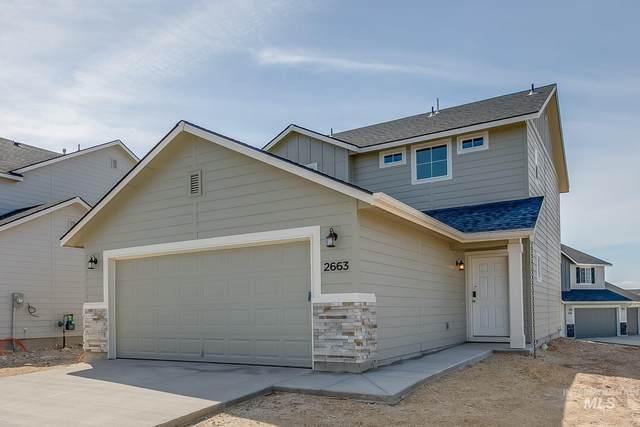 2663 W Balboa Dr, Kuna, ID 83634 (MLS #98794678) :: Build Idaho