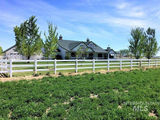 18714 Fargo Rd, Wilder, ID 83676 (MLS #98797654) :: Juniper Realty Group