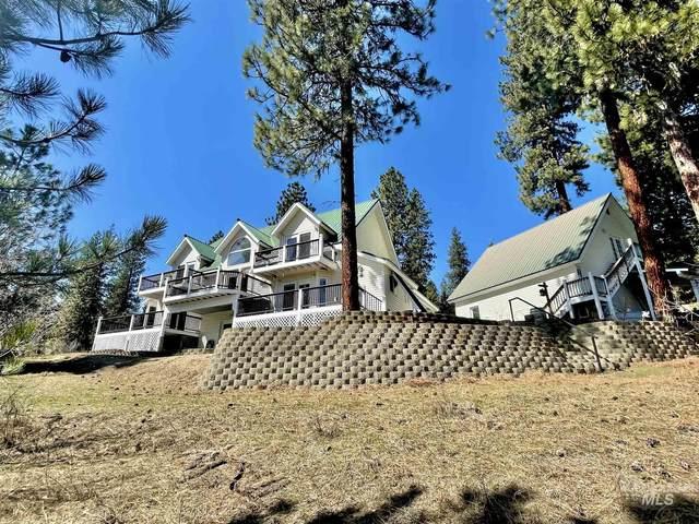 14 Card Creek, Garden Valley, ID 83622 (MLS #98798213) :: Michael Ryan Real Estate