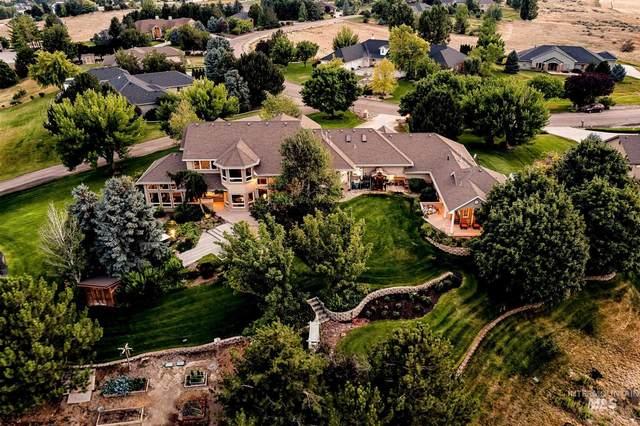 5576 N Star Ridge Way, Star, ID 83669 (MLS #98810955) :: Michael Ryan Real Estate
