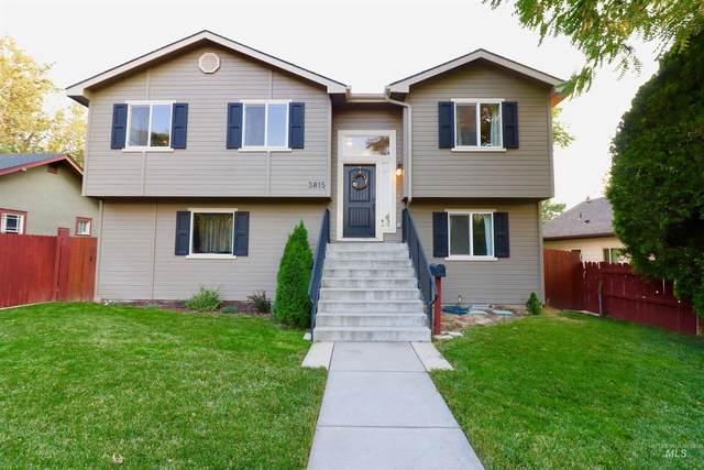 3815 W Rose Hill, Boise, ID 83705 (MLS #98819556) :: Own Boise Real Estate