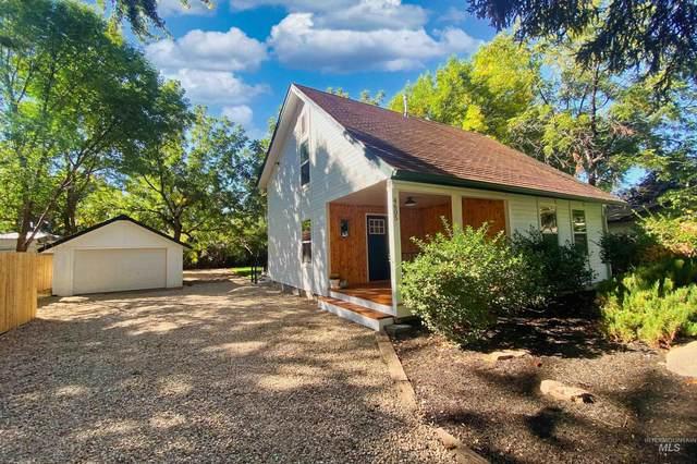 4605 W Alamosa, Boise, ID 83703 (MLS #98820028) :: Story Real Estate