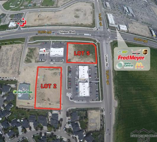 TBD Linder & Chinden, Meridian, ID 83646 (MLS #98556563) :: Build Idaho