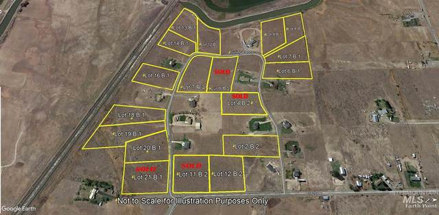 LOT 8 Block 1, Shoshone, ID 83352 (MLS #98662458) :: City of Trees Real Estate