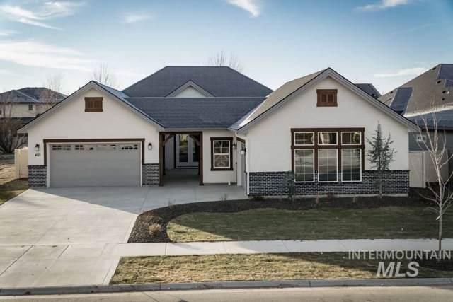 4121 W Prickly Pear Dr, Eagle, ID 83616 (MLS #98708987) :: Jon Gosche Real Estate, LLC