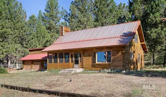 110 Grimes Pass, Idaho City, ID 83631 (MLS #98732792) :: Full Sail Real Estate