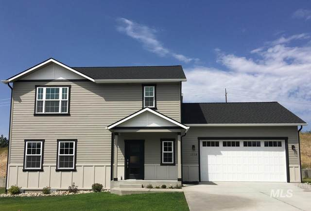 1518 Lanny Drive, Moscow, ID 83843 (MLS #98760750) :: Juniper Realty Group