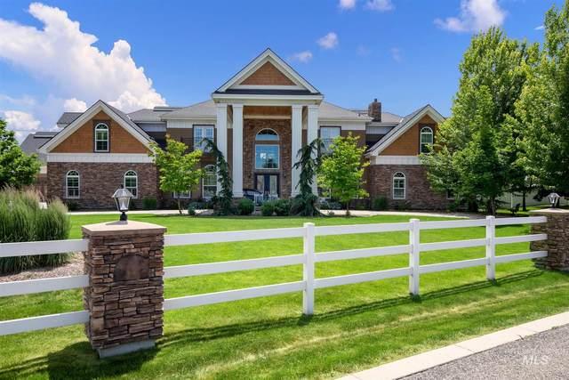 3667 W Sella Court, Eagle, ID 83616 (MLS #98770409) :: Michael Ryan Real Estate