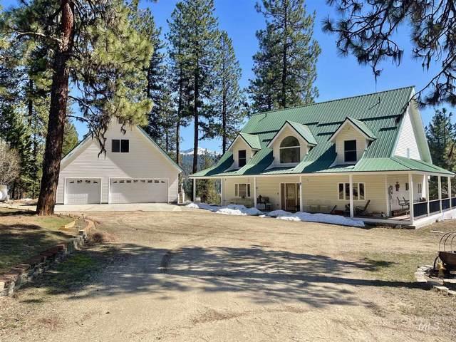 14 Card Creek, Garden Valley, ID 83622 (MLS #98798213) :: Beasley Realty