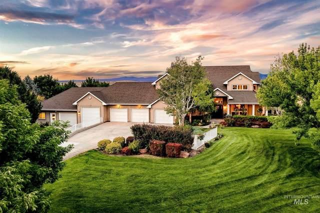 5576 N Star Ridge Way, Star, ID 83669 (MLS #98810955) :: Haith Real Estate Team