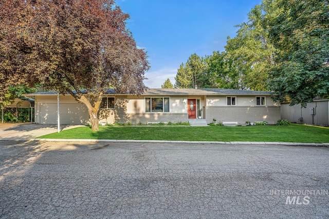 4118 N Mountain View Rim Lane, Boise, ID 83704 (MLS #98813629) :: The Bean Team