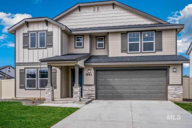 3749 E Rock Falls St., Nampa, ID 83686 (MLS #98729437) :: Story Real Estate